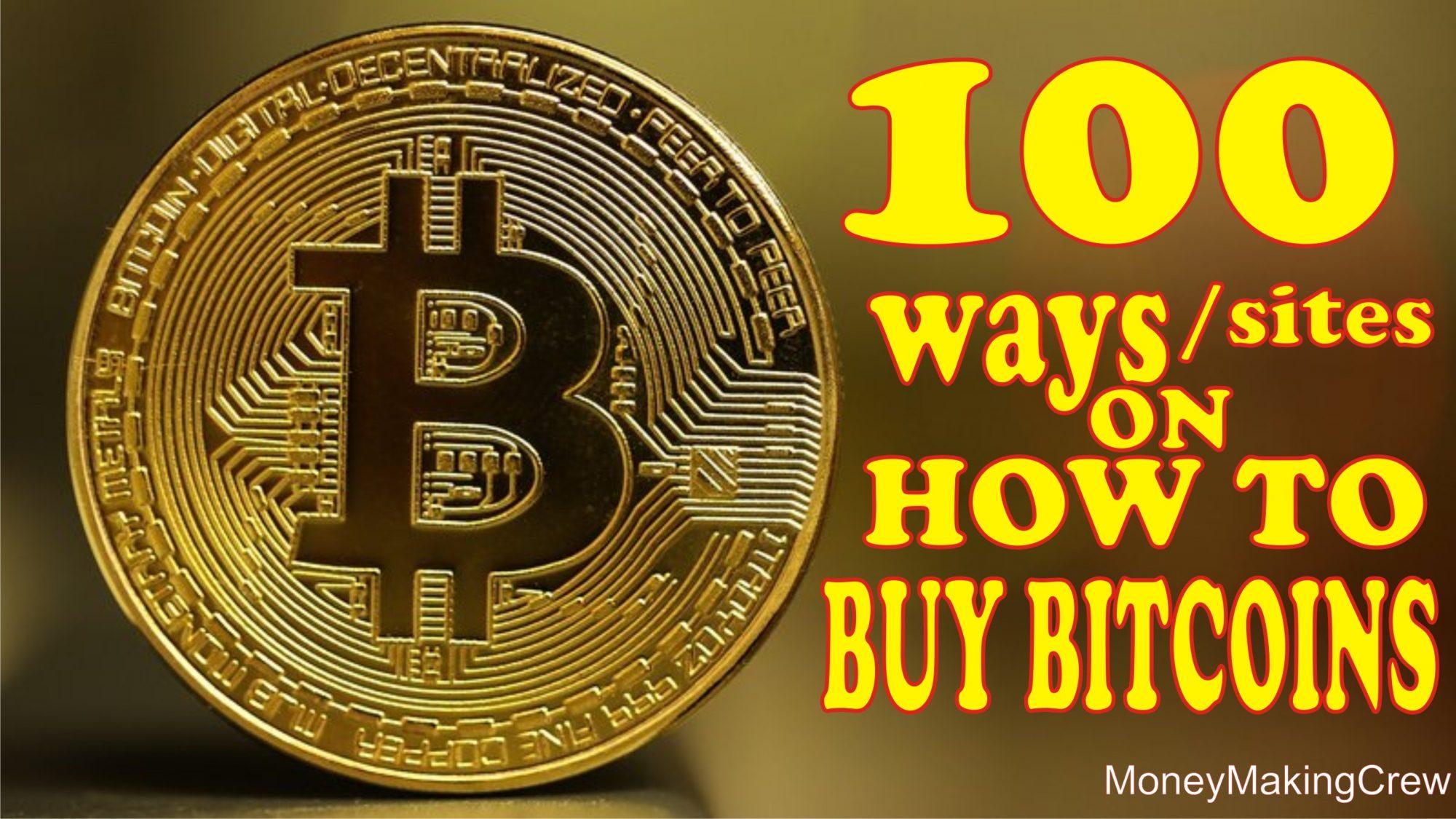 fastest ways to buy bitcoins