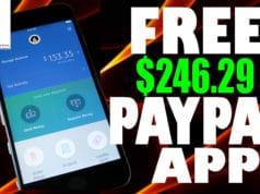 free paypal money
