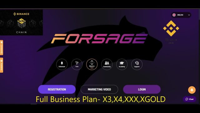 Forsage Busd HomePage